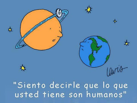Usted tiene humanos