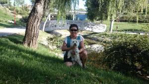Puente 3D Alcobendas, Bardita y yo